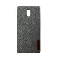 JTN3-15, TPU Sammato Jeans Nokia 3, сив