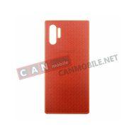 SKSN10P-05, Sammato Knitting Samsung Note 10+ червен